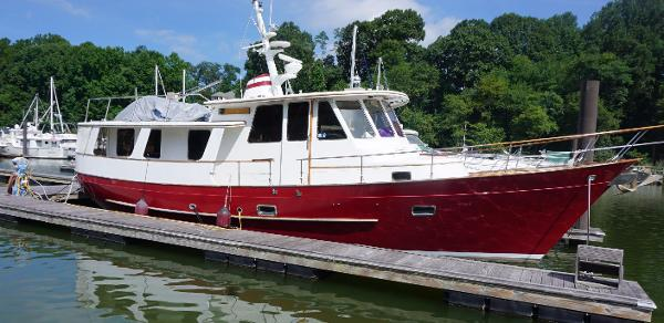 Fantail 50 Pilothouse Trawler Fantail MY 50