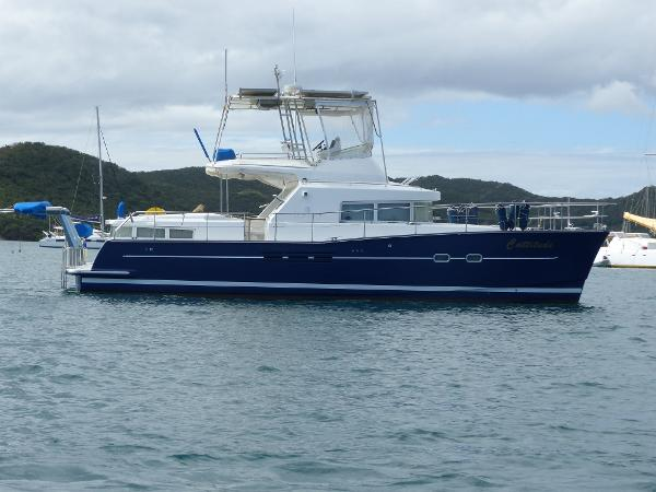 Lagoon Power 43 Owner-ib - 43
