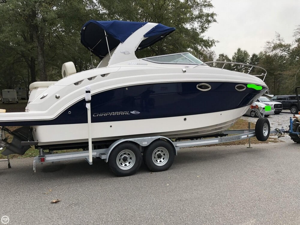 Chaparral 270 Signature 2010 Chaparral 27 for sale in Hickory, NC