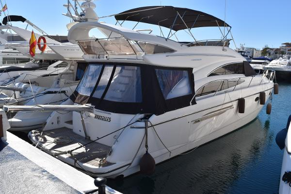 Princess 57 For Sale