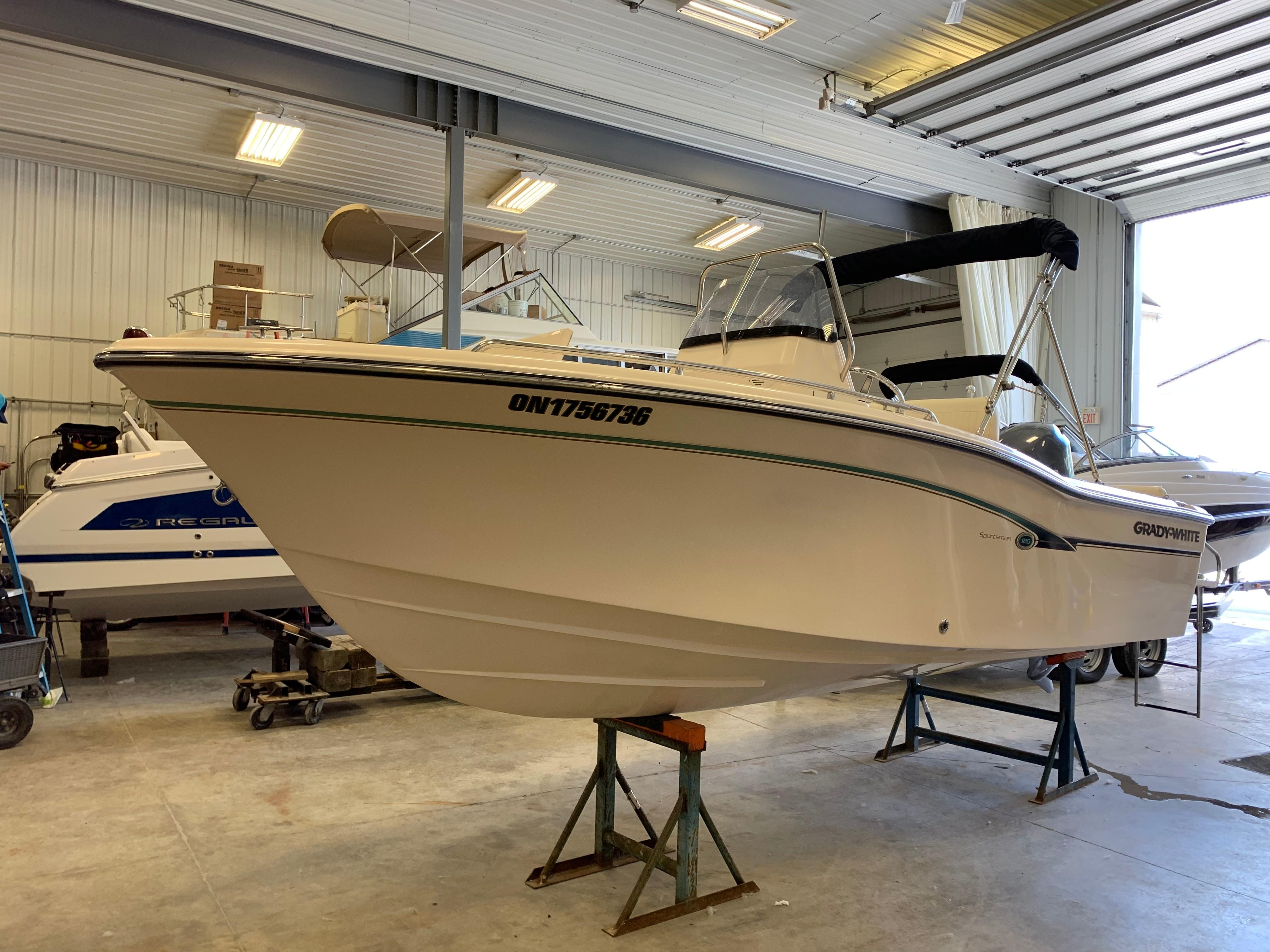 Grady White Sportsman | New and Used Boats for Sale