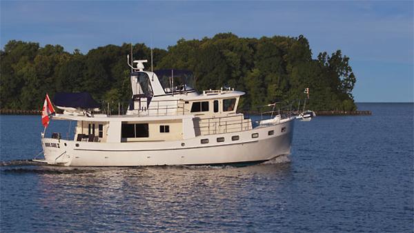 Kadey-Krogen Yachts  - Krogen 48' AE