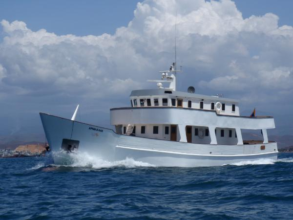Custom Built 80' Trawler Custom Built 80' Trawler