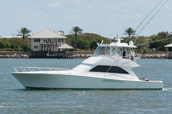 Viking 56 Convertible 2008 56 Viking