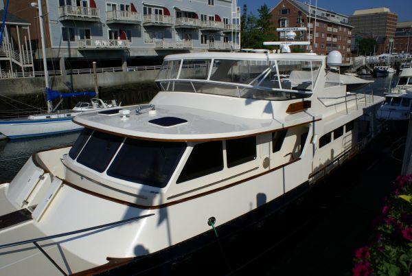 Cabin Profile Port Forward