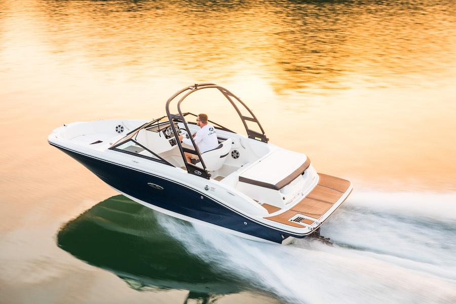 Sea Ray SPX Series SPX 190