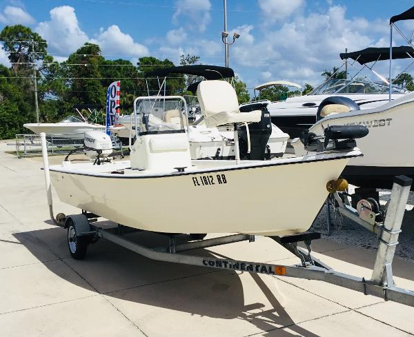 Stumpnocker 174 Skiff