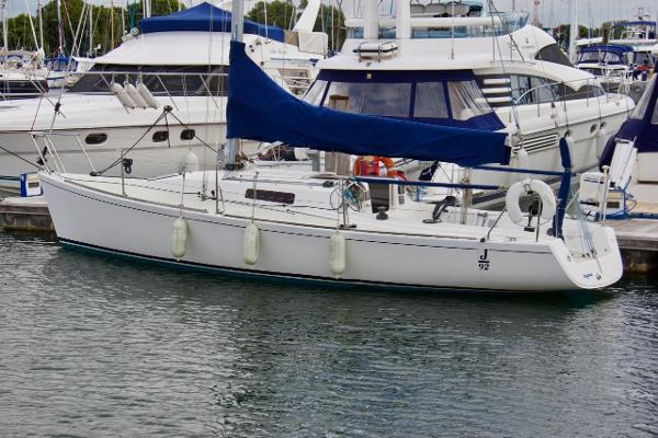 J Boats J92