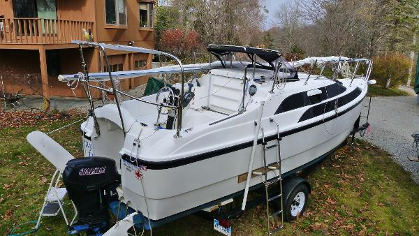 Macgregor Macgregor 26m Sl READY TO GO AT OWNERS HOME