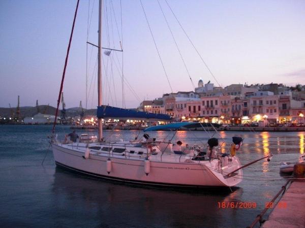Jeanneau Sun Odyssey 43 2002 Jeanneau SO 43