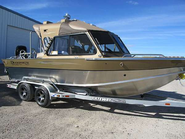 Duckworth Pacific Navigator 215