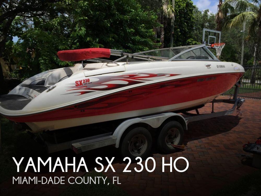 Yamaha Sx230 High Output 2006 Yamaha SX 230 HO for sale in Miami, FL