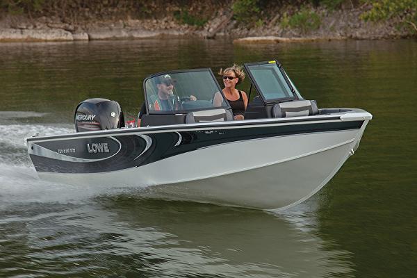 Lowe Fish & Ski FS1810
