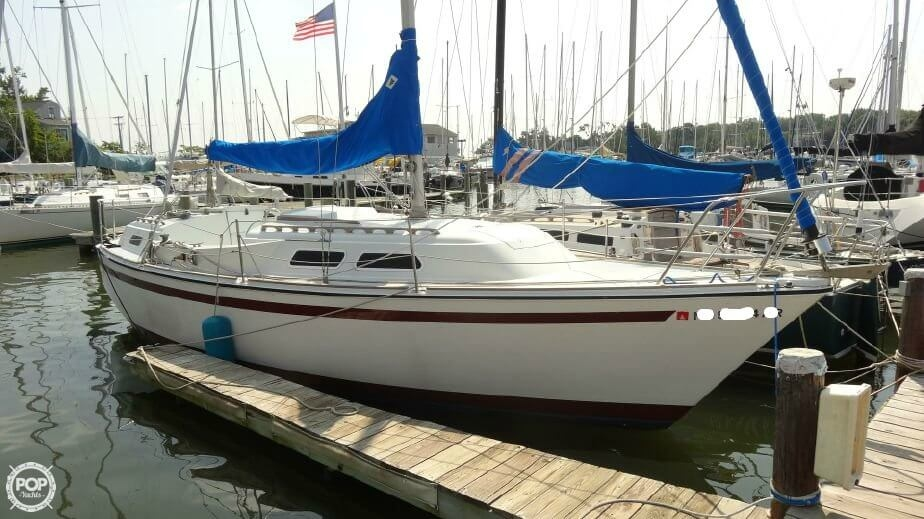 O'Day 32 1977 O'day 32 for sale in Severna Park, MD