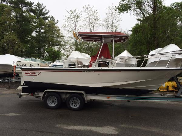 Boston Whaler 21 Outrage