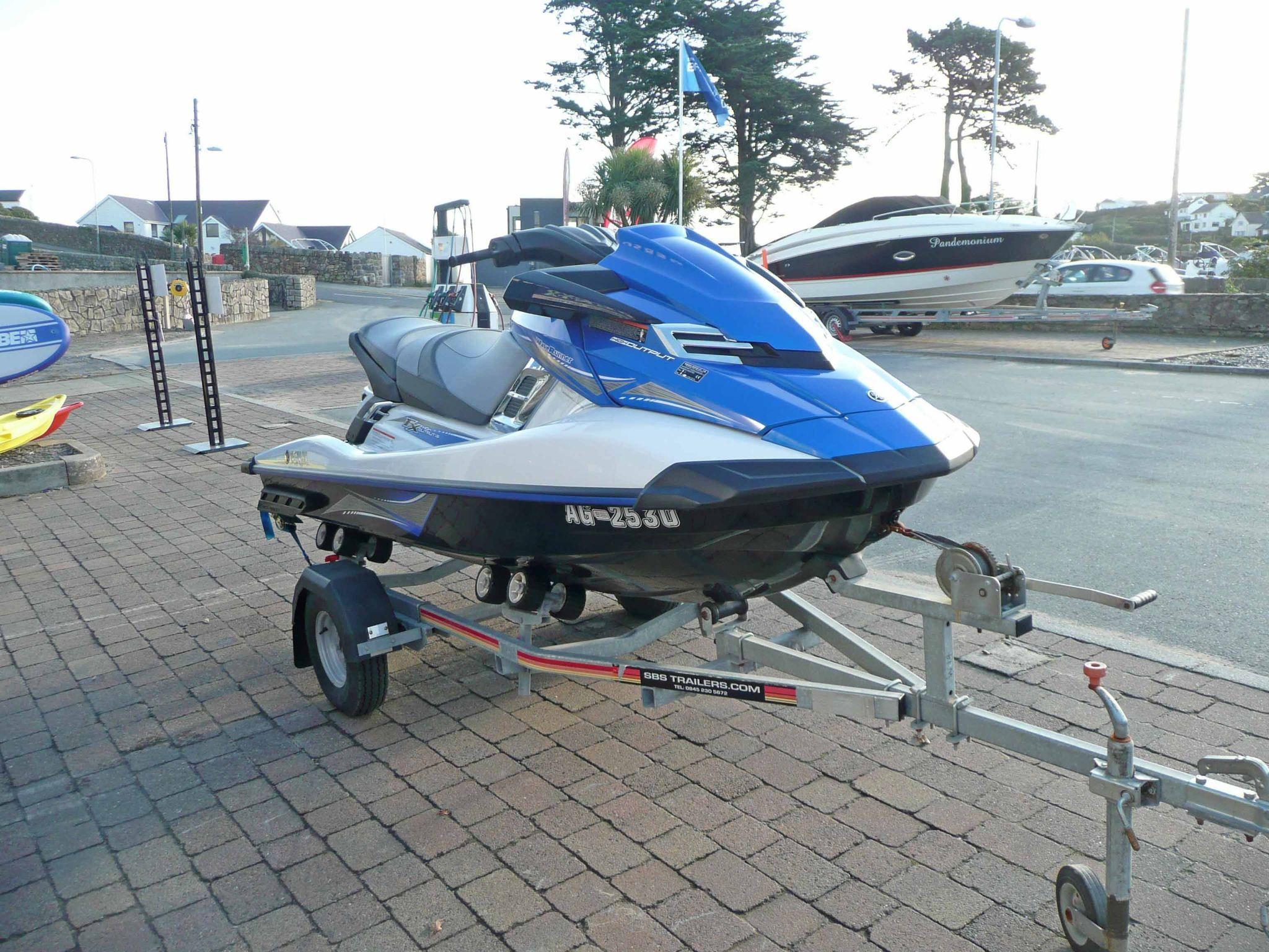 Yamaha Boats FX HO 1.8