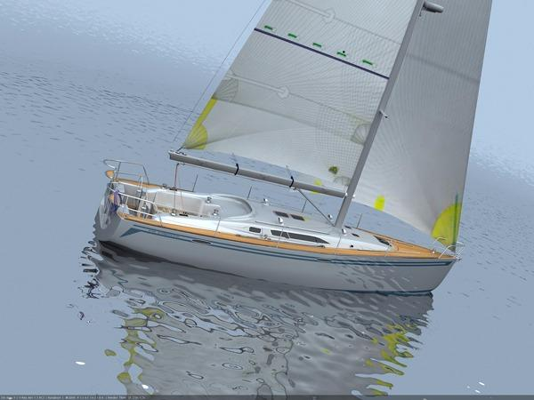 CR Yachts 430 CR Yachts 430