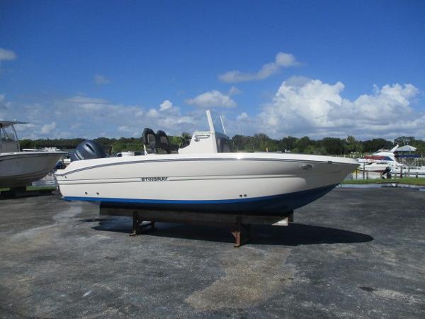 Stingray 216 CC