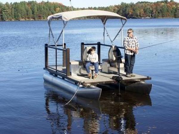 Lake Lounger 13' Fish