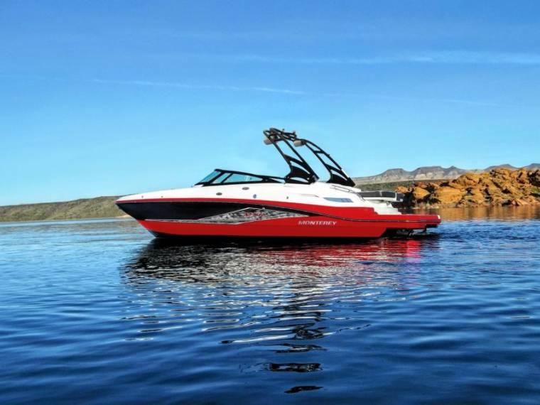 Monterey MX 6 Bowrider