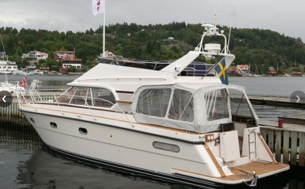 Nord West 355 Flybridge
