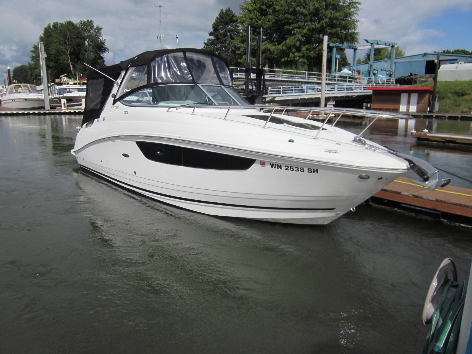 Sea Ray 280 Sundancer 2015 Sea Ray 280