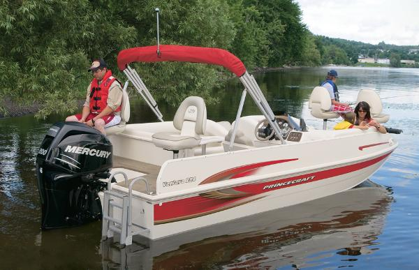 Freshwater fishing princecraft boats for sale for Freshwater fishing boats