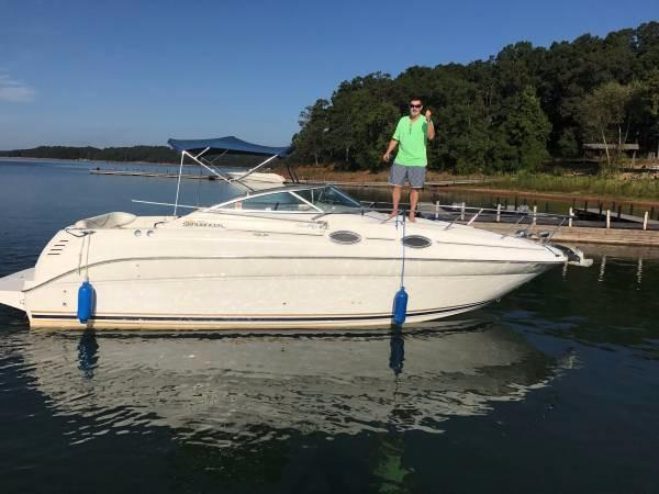 Sea Ray 260 Sundancer 28' 2000 Sea Ray 260 Sundancer
