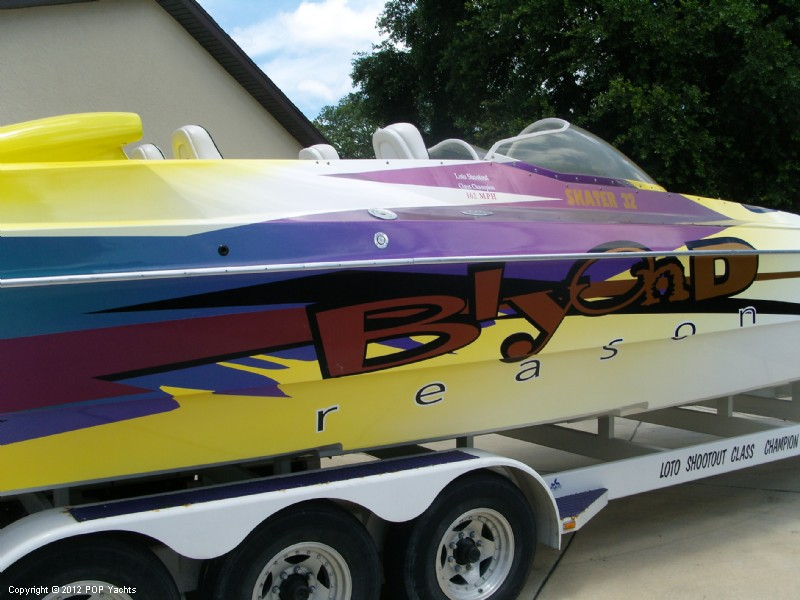 2000 Skater 32 Skater for sale in Largo, FL