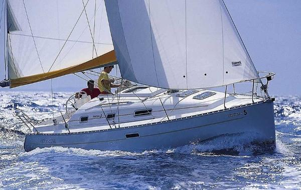 Beneteau Oceanis Clipper 311 Manufacturer Provided Image