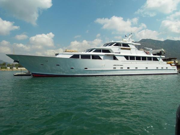 Broward Motor Yacht Broward 120' Motor Yacht