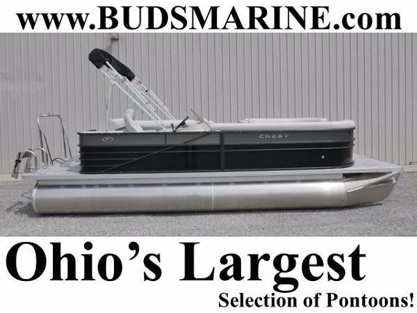 Crest Pontoon Boats II 230 SLS