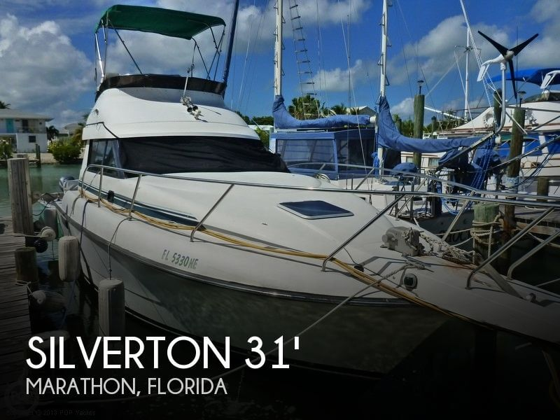 Silverton 31 Convertible 1992 Silverton 31 Convertible for sale in Marathon, FL
