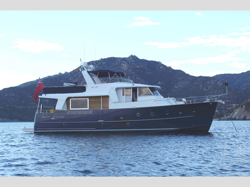 Beneteau Swift Trawler 52 Default