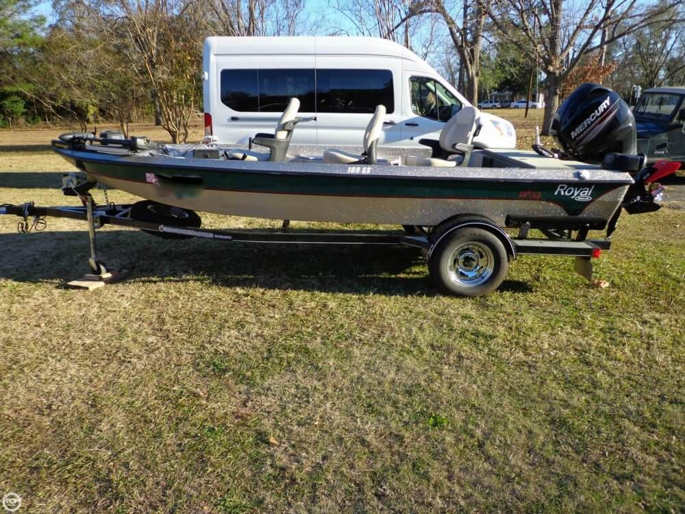 Royal 169ss 2016 Royal 16 for sale in Irwinton, GA