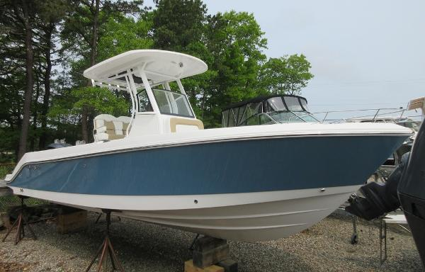 Edgewater 230 CC Sister Ship (Stars & Stripes Blue)
