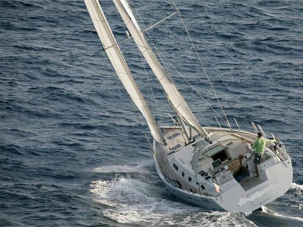 Hanse 461