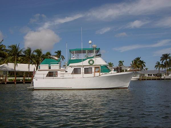 Ta Chiao 38 Trawler Profile