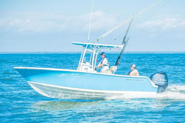 Sportsman Open 232 Center Console Manufacturer Provided Image