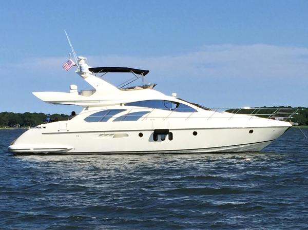 Azimut 55 Evolution Flybridge