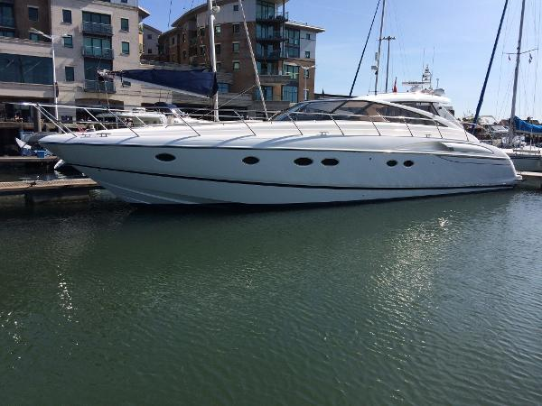 Princess V58 Princess V58 For Sale