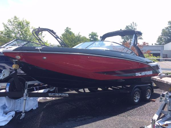 Scarab 255 HO Impulse