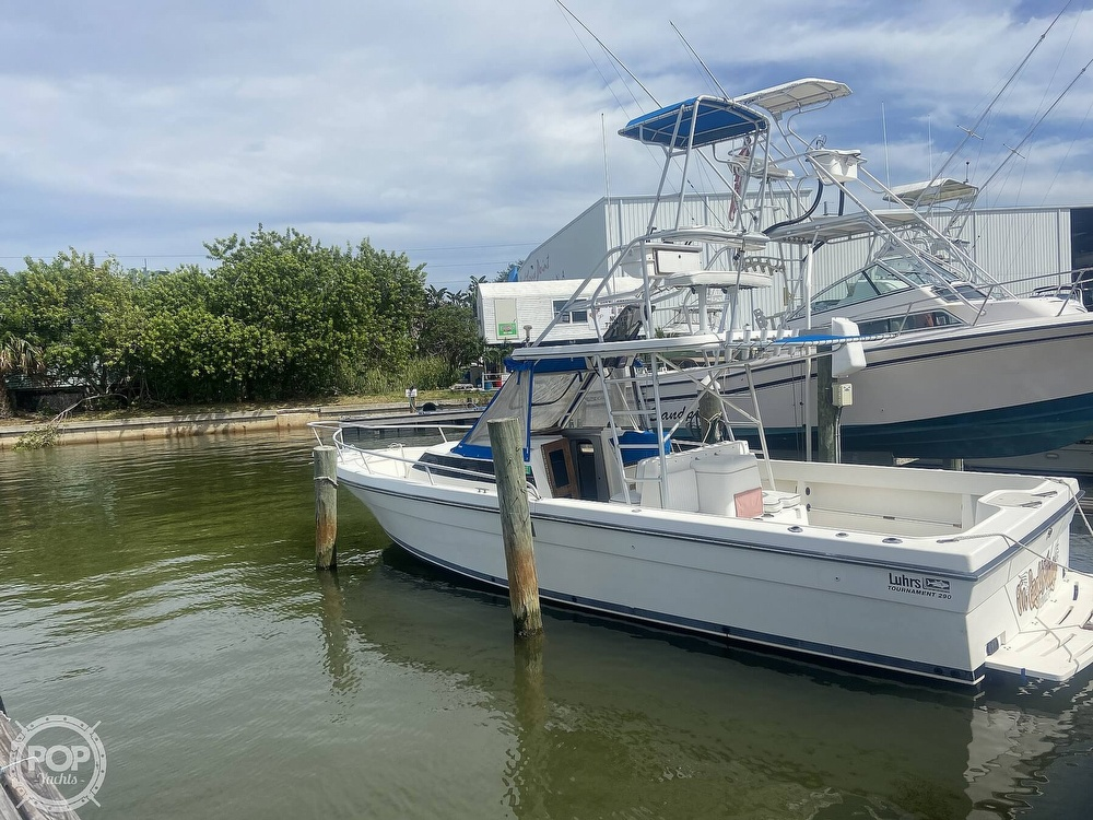 Luhrs 290 Tournament 1990 Luhrs 290 Tournament for sale in Saint Petersburg, FL