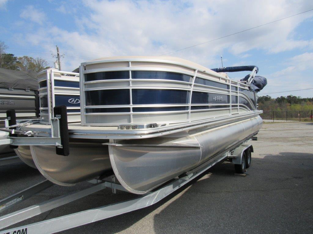Harris Flotebote Solstice 240 CWDH - TRITOON