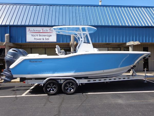 Tidewater 252 LXF Exterior 1