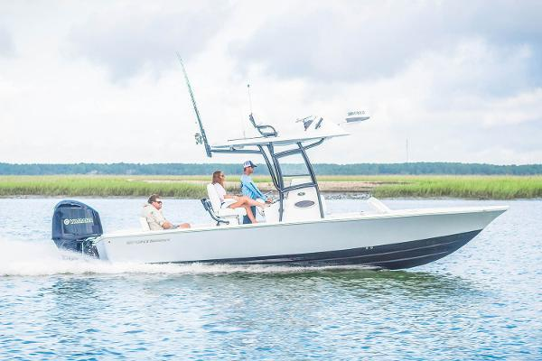 Sportsman Masters 267 Bay Boat Manufacturer Provided Image
