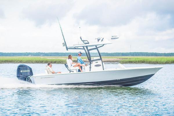 Sportsman Masters 267 Bay Boat Manufacturer Provided Image