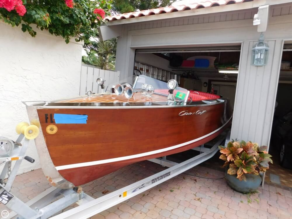 Chris-Craft Runabout Speed boat 1939 Chris-Craft 17 for sale in Jupiter, FL