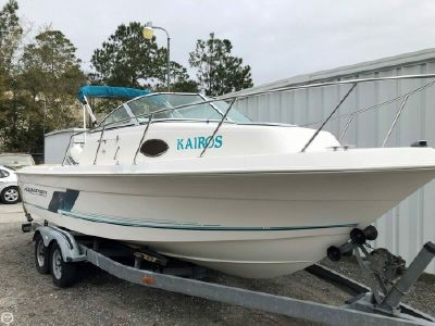 Aquasport 215 Explorer 1998 Aquasport 215 Explorer for sale in Brunswick, GA