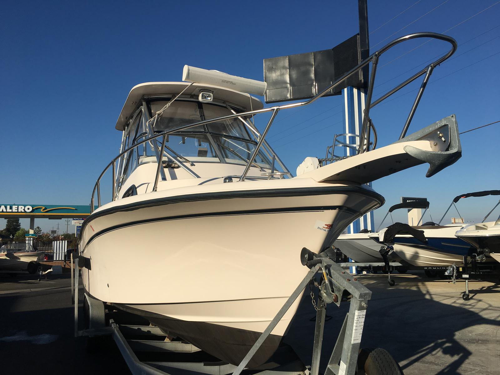 Grady-White 282 Sailfish Twin Yamaha 225hp